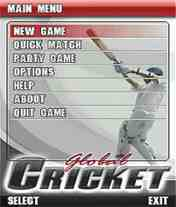 Global Cricket [sisx]-Symbian 9