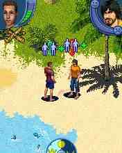 The Sims 2: Castaway Rus