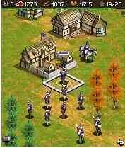 Age of Empires III [Java] - Symbian OS 9.x
